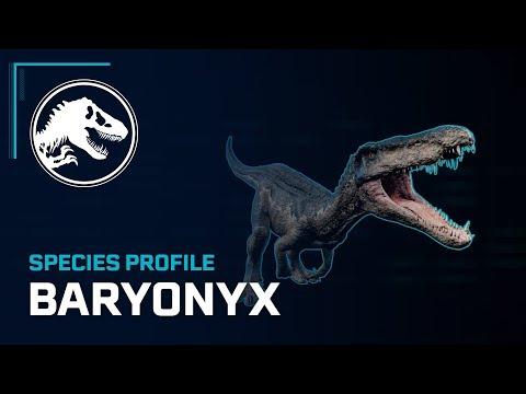 Species Profile - Baryonyx