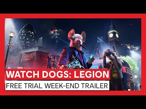 WATCH DOGS: LEGION FREE TRIAL WEEKEND   Ubisoft [DE]