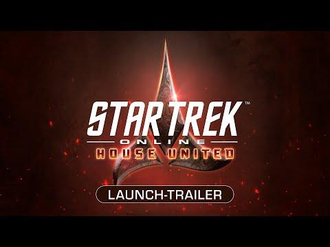 Star Trek Online: House United | Launch-Trailer