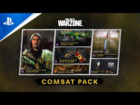 Call of Duty: Black Ops Cold War and Call of Duty: Warzone - Season Two Combat Pack   PS5, PS4