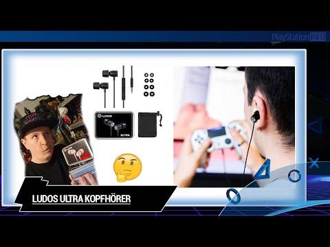 LUDOS Ultra In Ear Kopfhörer - angetestet