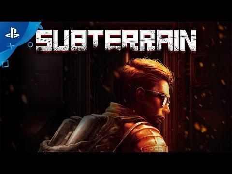 Subterrain - Launch Trailer | PS4