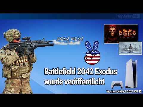 Battlefield 2042 Exodus veröffentlicht - PS5 kaufen und Diablo 2 wird rocken!