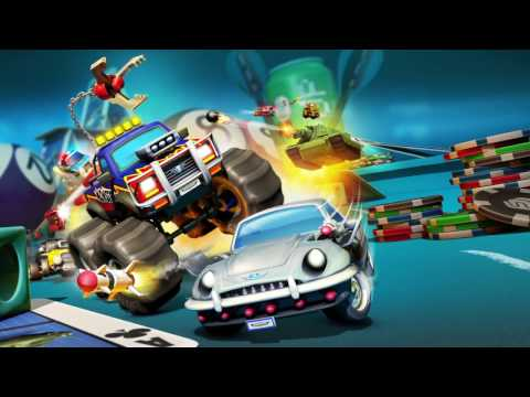 Announcing: Micro Machines World Series [GER]