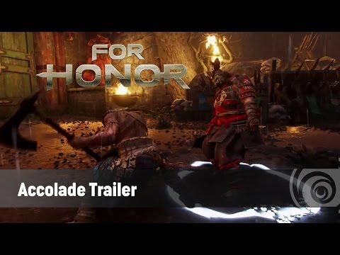 For Honor - Accolade Trailer [DE]
