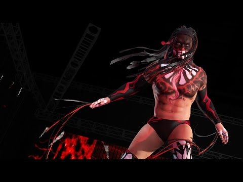 WWE 2K16 - First Gameplay