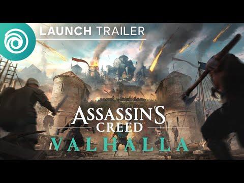 Assassin's Creed: Valhalla - 2. Erweiterung: Die Belagerung von Paris Launch-Trailer | Ubisoft [DE]