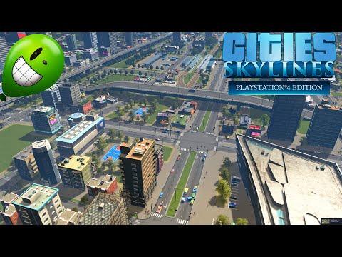 Das erste Mal Cities: Skylines und es macht Spaß 🔴