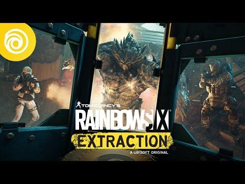 Rainbow Six® Extraction: PlayStation® Showcase 2021   World Trailer   Ubisoft [DE]