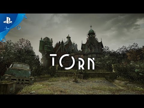 Torn - Announce Trailer   PS VR