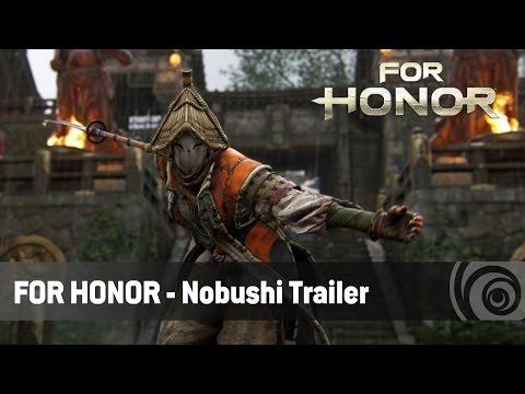For Honor: Nobushi-Trailer | Ubisoft [DE]