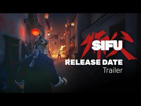 Sifu | Sloclap | Release Date Trailer | PS4, PS5 & PC