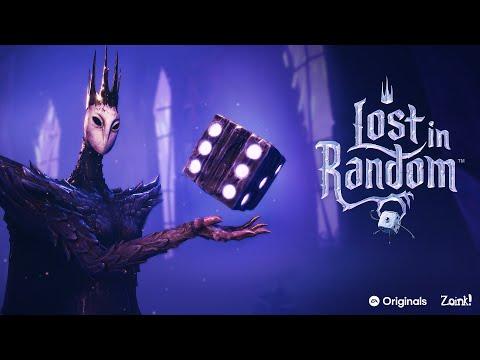 Lost in Random – Offizieller Launch-Trailer