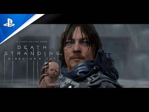 Death Stranding Director's Cut - Finaler Trailer | PS5