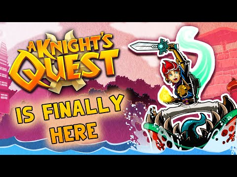 A Knight's Quest | Launch Trailer