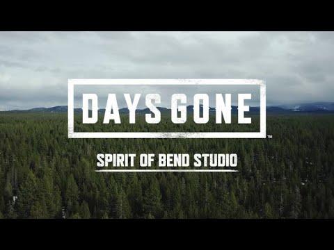 Days Gone - Spirit of Bend Studio
