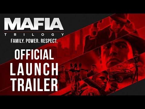 Mafia Trilogy – Offizieller Launch Trailer