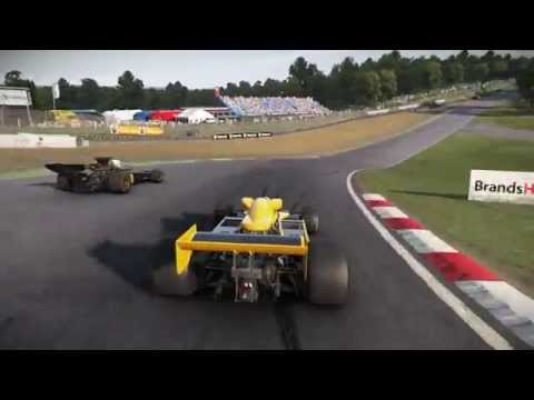 Project Cars - Brands Hatch - Lotus F1