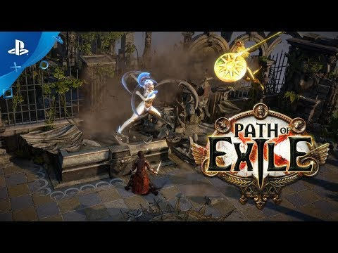 Path of Exile - Announcement Trailer   PS4