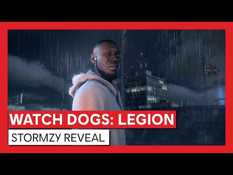 Watch Dogs: Legion x Stormzy Reveal | Ubisoft [DE]
