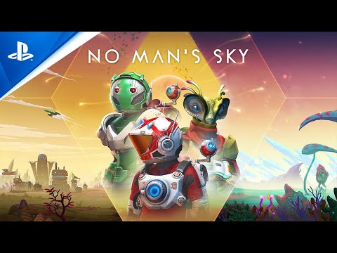 No Man's Sky - Frontiers Update   PS5, PS4, PS VR