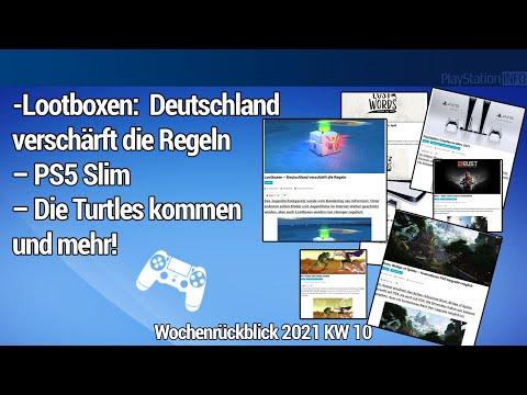 Lootboxen – Deutschland verschärft die Regeln - PS5 Slim - Die Turtles kommen WRB 10