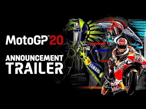 MotoGP™20 | Announcement Trailer