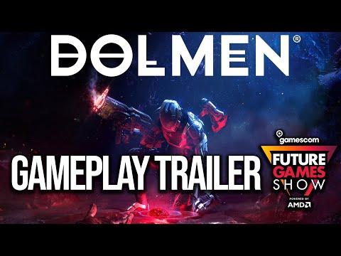 Dolmen Gameplay Trailer - Future Games Show Gamescom 2021