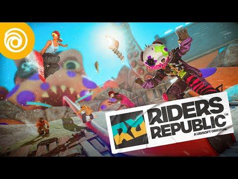 Riders Republic - Deep Dive Trailer [DE] deutsch   Ubisoft [DE]