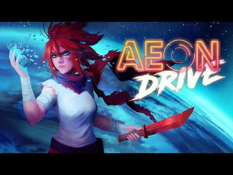 Aeon Drive - Official Developer Walkthrough | gamescom 2021
