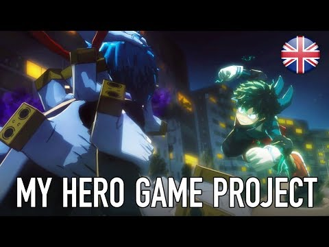 My Hero Game Project - Trailer (English)