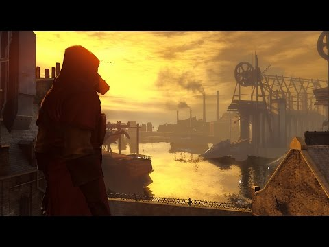 Dishonored Definitive Edition - Launch Gameplay Trailer