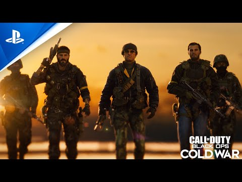 Call of Duty: Black Ops Cold War - Official Launch Trailer | PS4