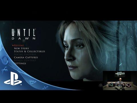 Until Dawn - PlayStation Underground Gameplay Video | PS4