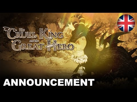 The Cruel King and the Great Hero - Announcement Trailer (Nintendo Switch, PS4) (EU - English)