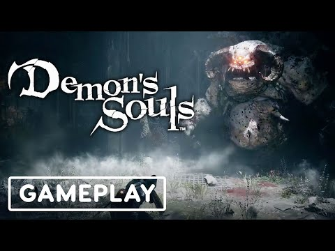 Demon's Souls Remake - Official Gameplay | PS5 Showcase