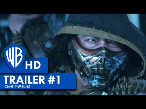 MORTAL KOMBAT – Offizieller Trailer #1 Deutsch HD German (2021)
