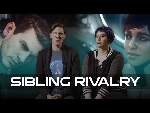 Sibling Rivalry with Tom Taylorson & Fryda Wolff