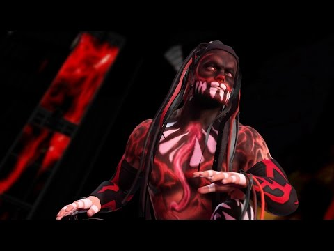 WWE 2K16 - Finn Bálor's Ring Entrance