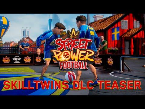 Street Power Football - SKILLTWINS DLC trailer