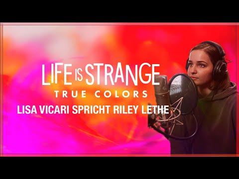 LIFE IS STRANGE: TRUE COLORS – Lisa Vicari spricht Riley