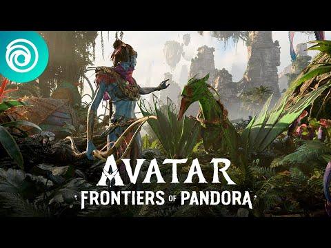 """Avatar: Frontiers of Pandora - """"First Look""""-Trailer   Ubisoft [DE]"""