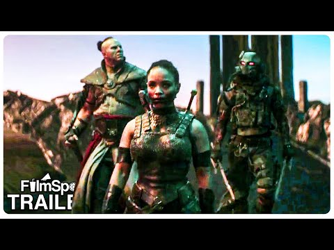 """MORTAL KOMBAT """"There Is A War Coming"""" Trailer (NEW 2021) Action Movie HD"""