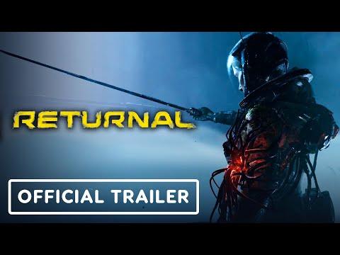 Returnal - Official Launch Trailer
