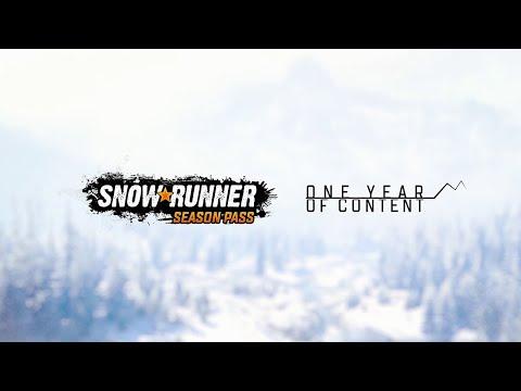 SnowRunner – Season Pass und Premium Edition Trailer