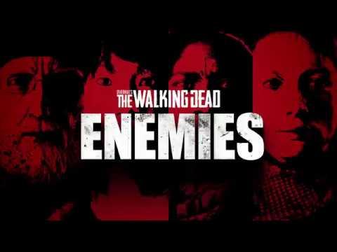 Enemies in The Walking Dead