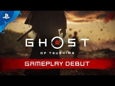 Ghost of Tsushima - E3 2018 Gameplay Debut   PS4