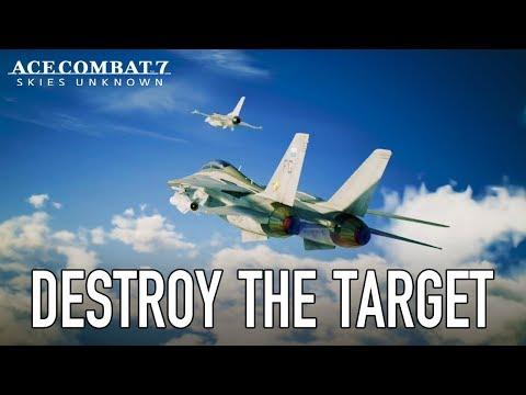 Ace Combat 7: Skies Unknown - PS4/XB1/PC - Golden Joystick Awards Trailer