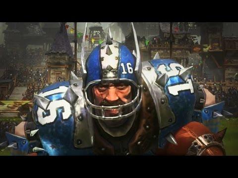 Blood Bowl 2 Gameplay Demo - IGN Live: Gamescom 2015