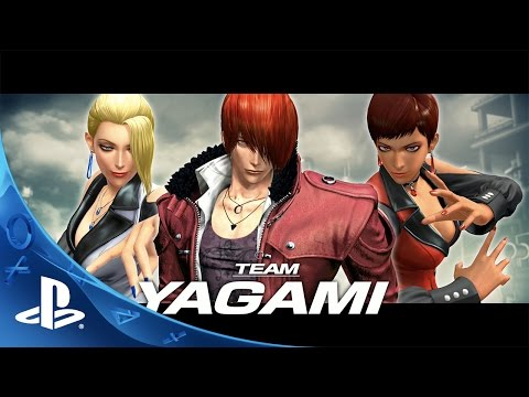 THE KING OF FIGHTERS XIV - Team Yagami Trailer